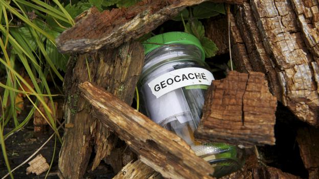 Bildresultat för geocaching