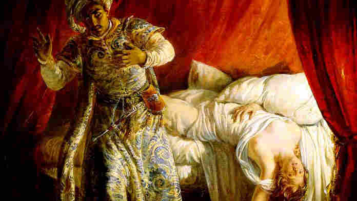 Rossini's operatic version of Shakespeare's Othello came long before Verdi's, and is now rarely performed.