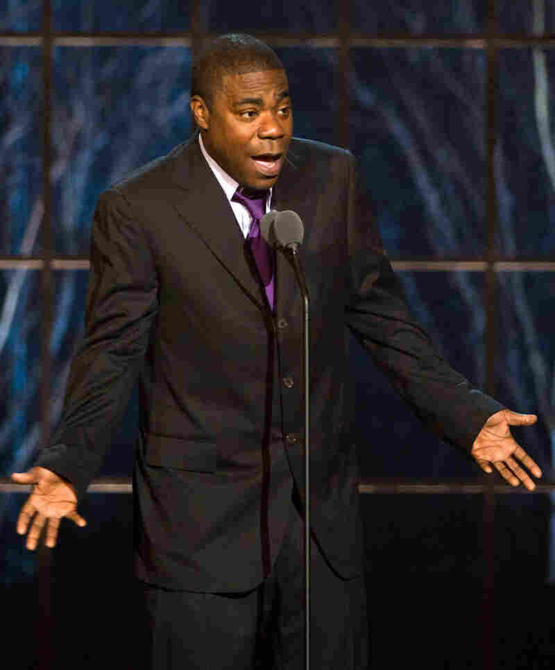 Tracy Morgan performs at The Comedy Awards presented by Comedy Central in New York on March 26.