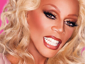 Workin' It!: RuPaul's Guide to Life, Liberty, and the Pursuit of Style is now out in paperback.