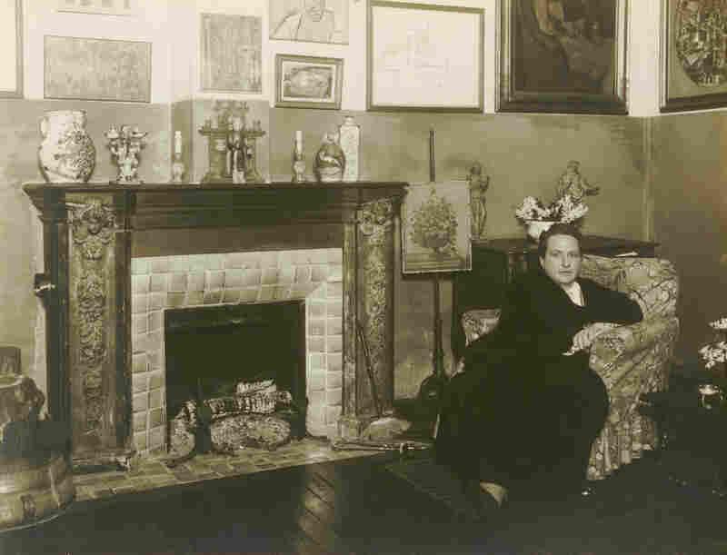 Gertrude Stein, 1924