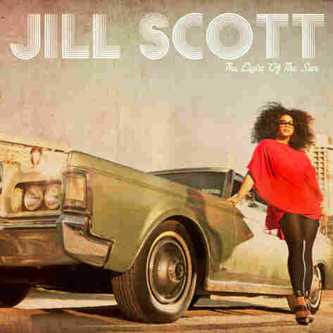 Jill Scott album cover