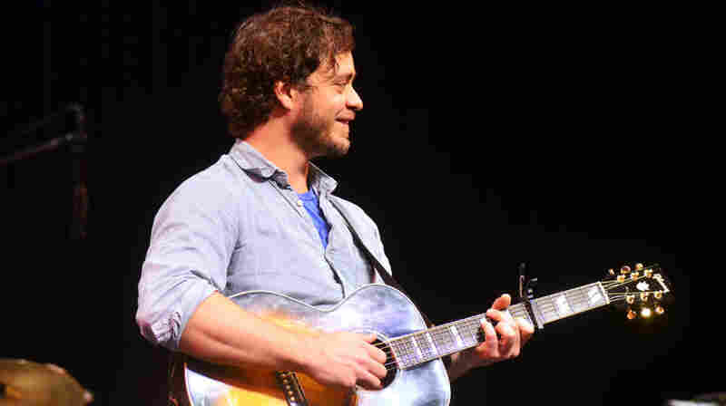 Amos Lee On Mountain Stage
