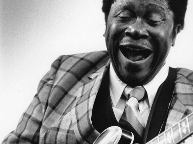 KWEM in West Memphis was, in many ways, a springboard for blues artists on their way to greater glory, including guitarist B.B. King.