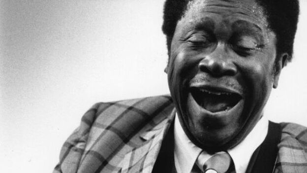 KWEM in West Memphis was, in many ways, a springboard for blues artists on their way to greater glory, including guitarist B.B. King. (Getty Images)