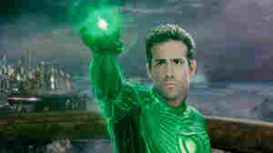 'Green Lantern': A Hero's Light, Shuttered By Clutter
