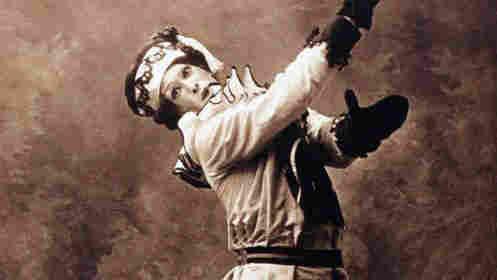 Vaslav Nijinsky danced the title role in Stravinsky's ballet Petrushka, which premiered 100 years ago today.