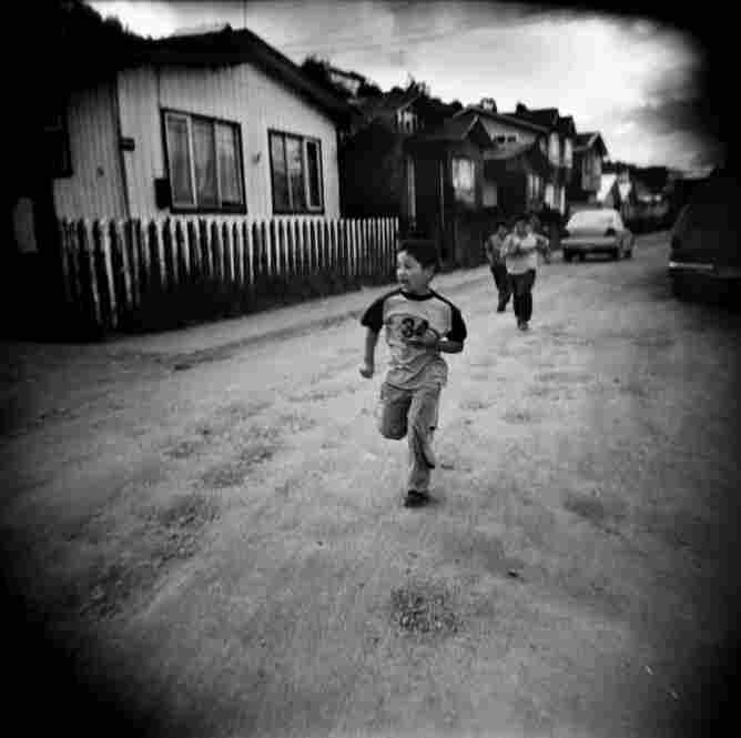 Castro, Chiloe, Chile 2003