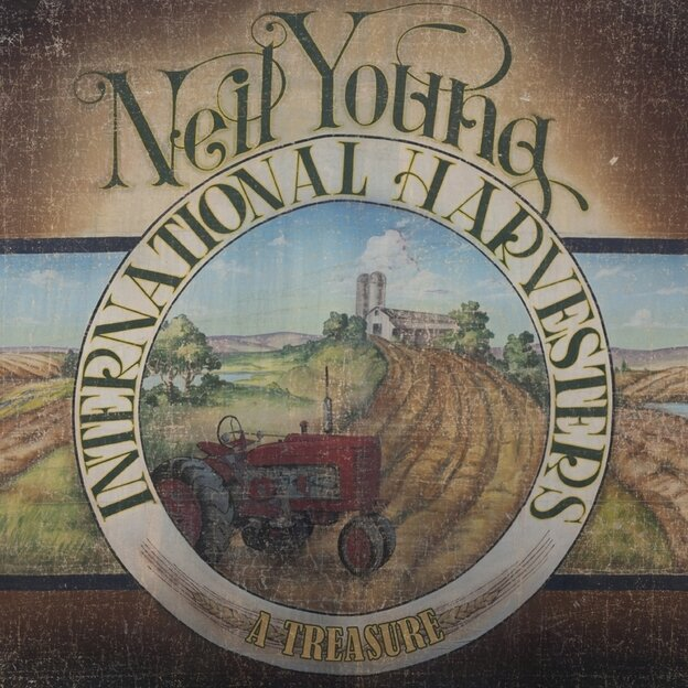 A Treasure, a previously unreleased live album from Neil Young.