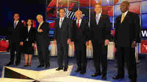 Romney Comes Away 'Unscathed' In Republican Debate