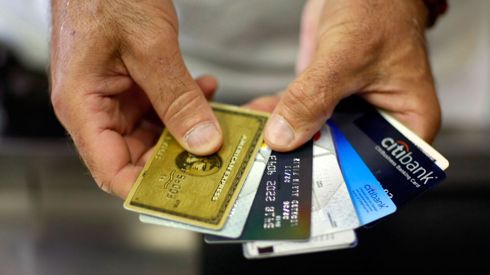 Inside The Credit Card Black Market : Planet Money : NPR