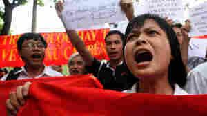 A Dispute At Sea Escalates China, Vietnam Tensions