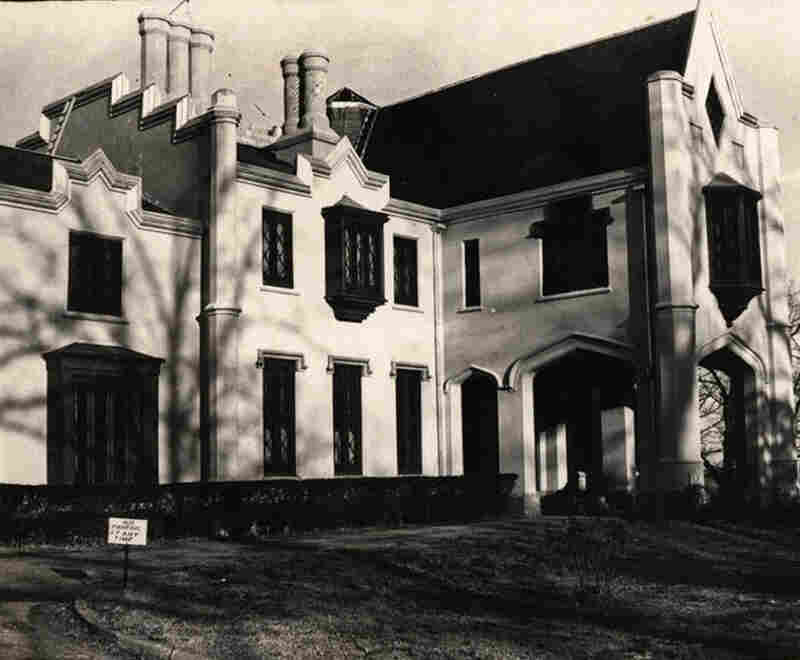 Belmead-on-the-James, a Gothic Revival manor house in Powhatan County, Va., was designed in 1845 by Alexander Jackson Davis. Once a plantation where slaves were owned, the property was transformed into a school for African-American and Native American students. The site is badly deteriorating.