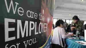 March 22, 2011: A job fair in San Jose, Calif.