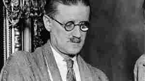 Irish author James Joyce, seen here in 1931.