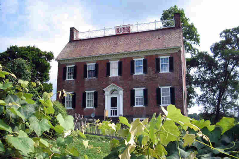 "The Isaac Manchester Farm in Avella, Pa., was built between 1800 and 1815 and has been home to the Manchester family for eight generations. It is one of 11 sites identified as America's ""most endangered historic places"" — an annual list issued by the National Trust for Historic Preservation."