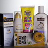Various sunscreen products. The FDA will put new rules into effect next summer that will place new regulations on sunscreen labels.