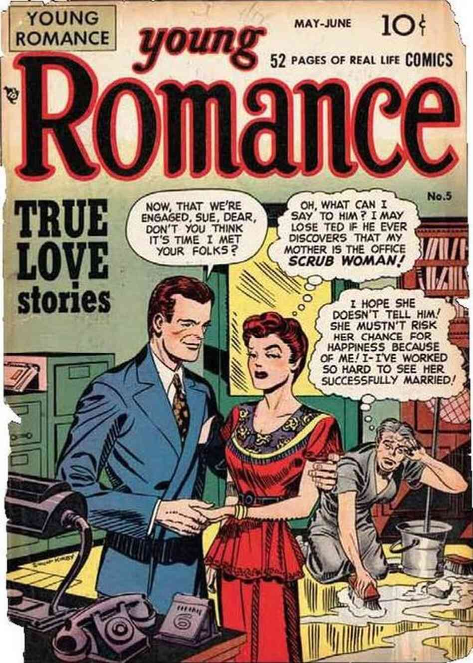 Young Romance, Issue #5, May-June.