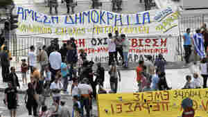 With Greece Near Default, Wider Impact Feared