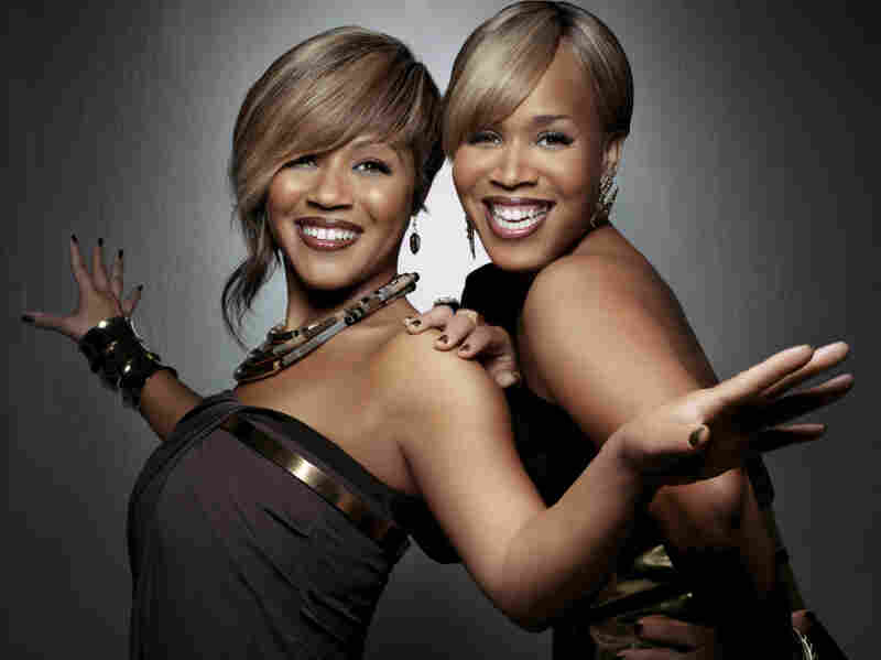 Erica and Tina Campbell are the renowned gospel duo Mary Mary.