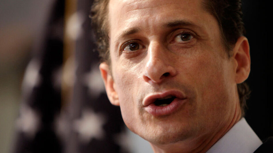 Anthony Weiner speaks to the media during a  news conference in New York, Thursday, June 16, 2011. (AP)