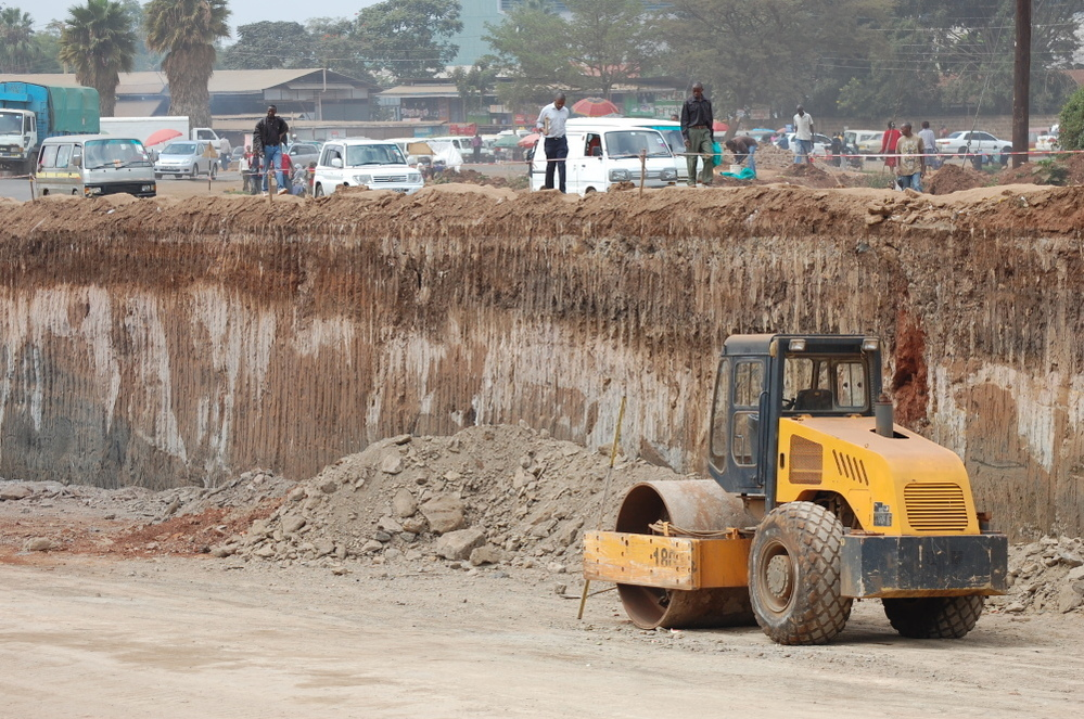 One reason much of Africa remains poor is a lack of basic infrastructure. Kenyans hope this new superhighway will cut travel time and boost trade.