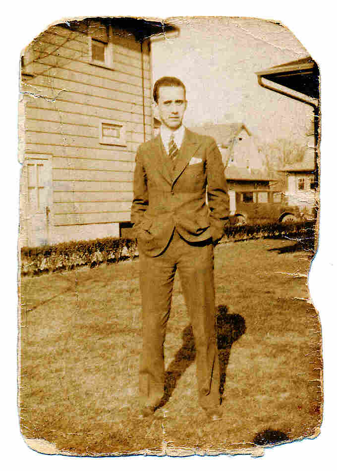 Despite trying to get a start on life during the Great Depression, Robert Fessler was eager, passionate and full of hope.