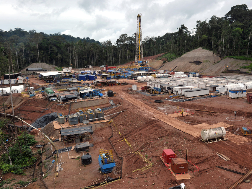 camisea gas project