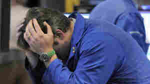 A bad day on Wall Street can make one yearn to do something else. (File photo from Nov. 5, 2008.)