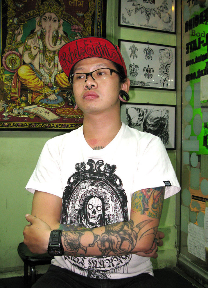 Thailand To Tattoo Tourists: Think Before You Ink : NPR