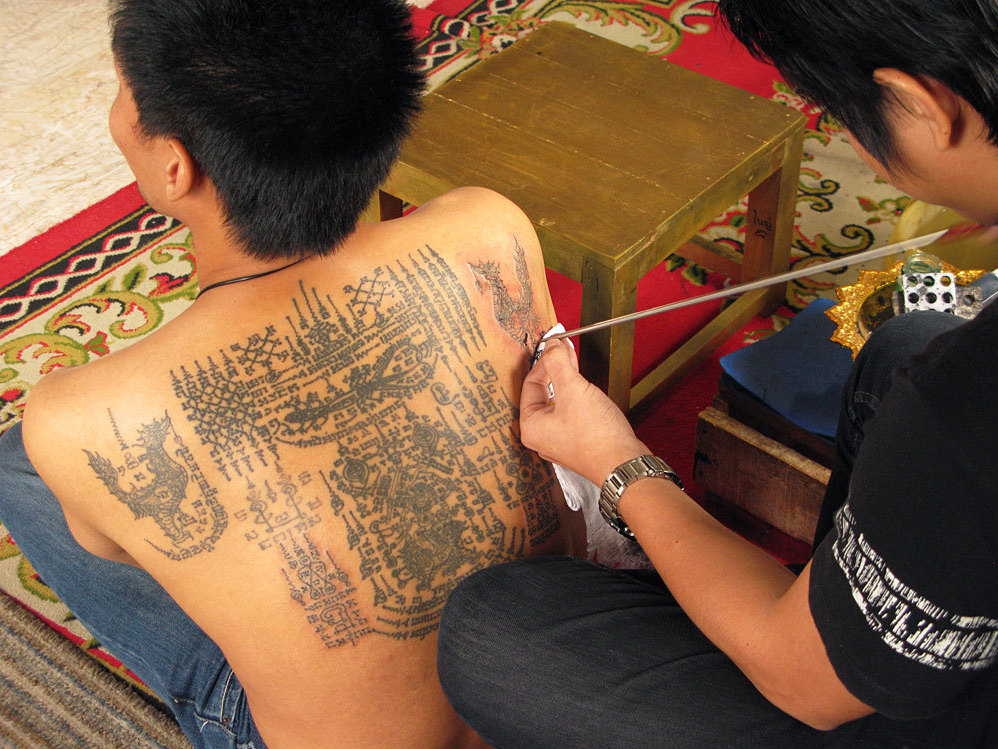 Thailand To Tattoo Tourists  Think Before You Ink   Npr