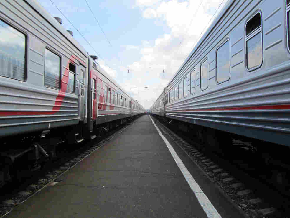 Contributor Tam Eastley just returned from a trip on the Trans-Siberian Railway, which connects Moscow to the far east of Russia and covers some 9288 kilometers.