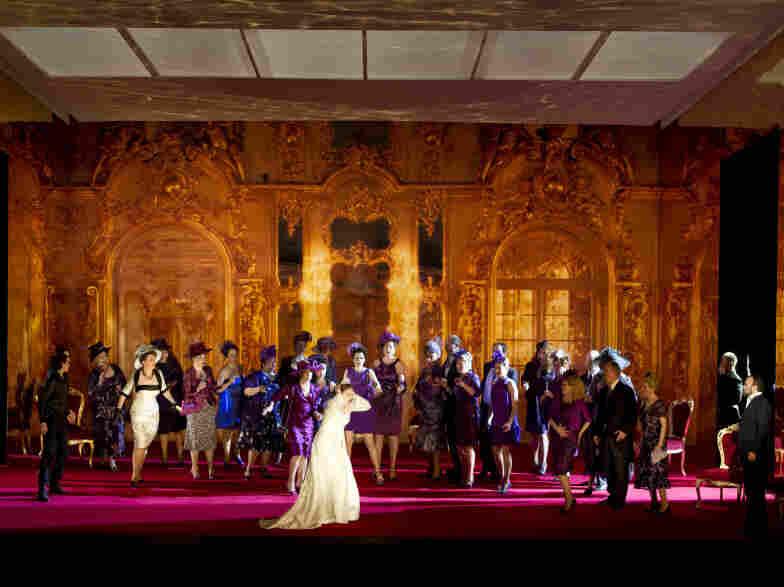'The Tsar's Bride' at Covent Garden.
