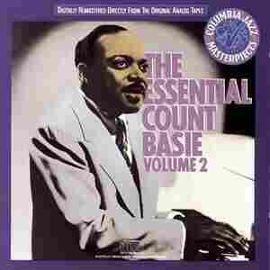 The cover of The Essential Count Basie, Volume 2