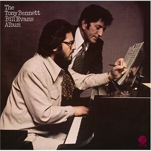 The cover of The Tony Bennett/Bill Evans Album