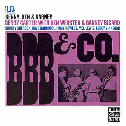 The cover of BBB & Company