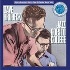 The cover of Jazz Goes to College