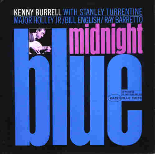 The cover of Midnight Blue