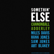 The cover of Somethin' Else
