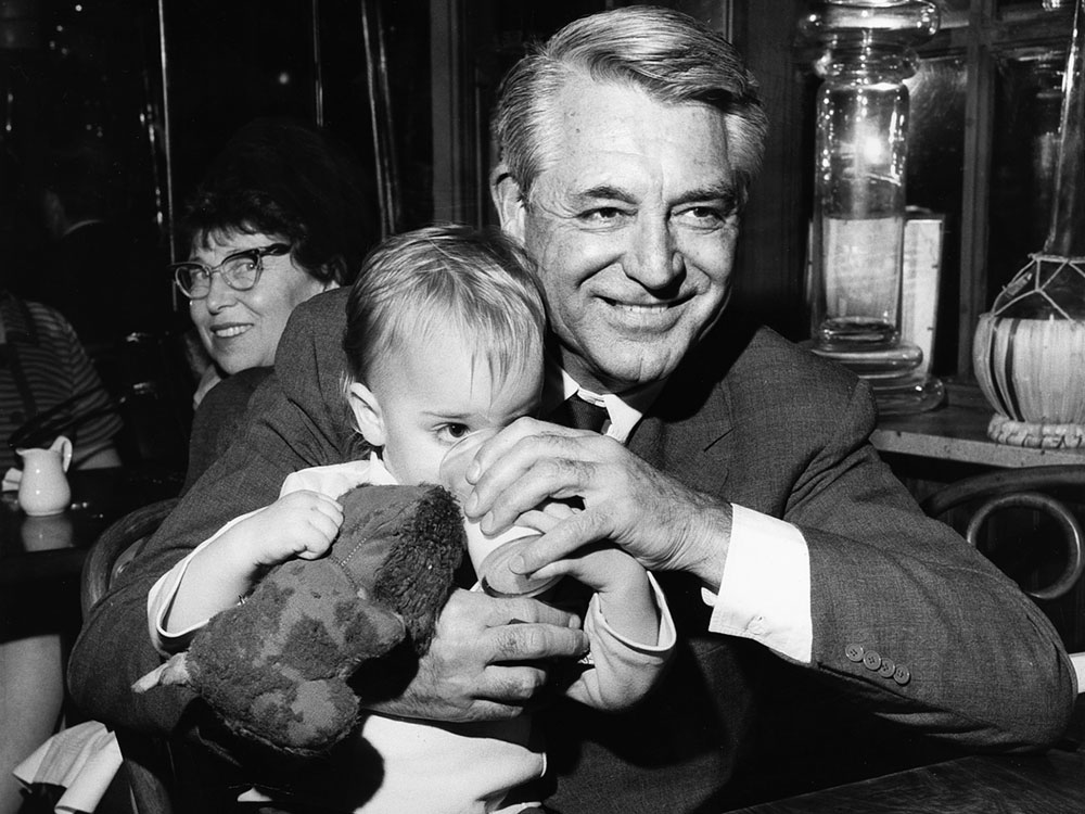 Good Stuff': Cary Grant's Daughter On Growing Up : NPR