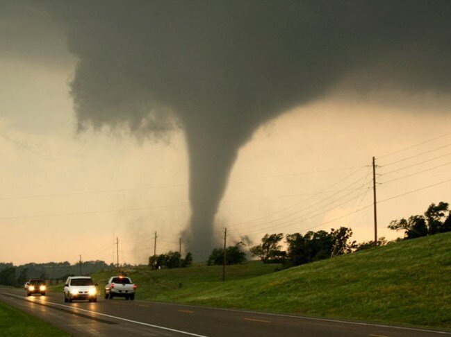 New Tornado Technology Could Reduce Deaths : NPR
