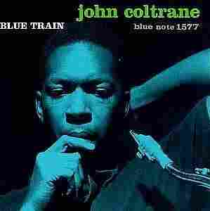 The cover of Blue Train