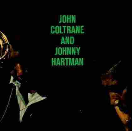 The cover of John Coltrane and Johnny Hartman