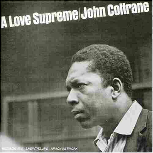 The cover of A Love Supreme