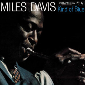 The cover of Kind of Blue