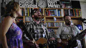 The Decemberists: Tiny Desk Concert