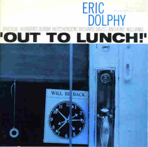 The cover of Out to Lunch