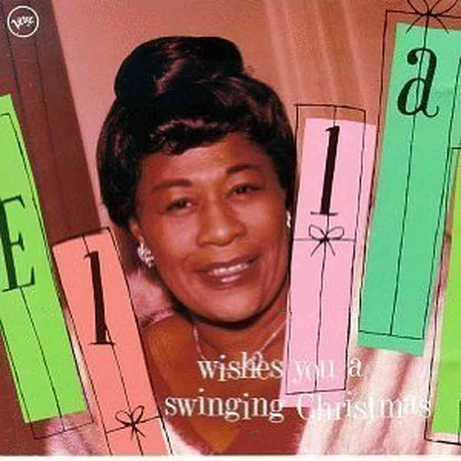 The cover of Wishes You A Swinging Christmas