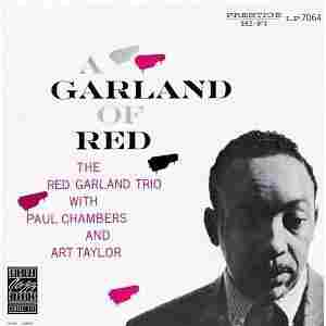 The cover of A Garland of Red