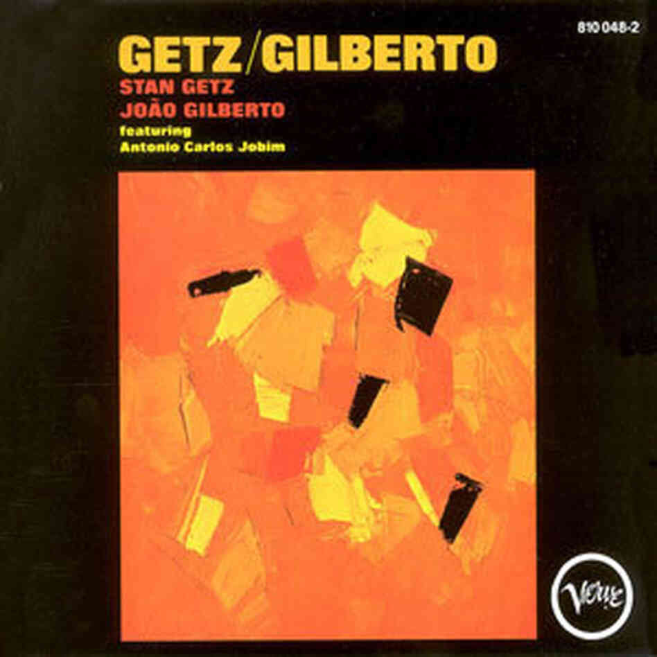 The cover of Getz/Gilberto